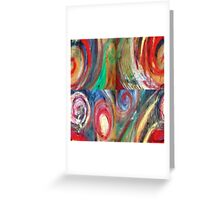 Creation 2 by Gretchen M. Smith Greeting Card
