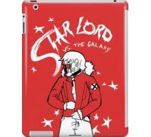 Star Lord Vs The Galaxy iPad Case/Skin