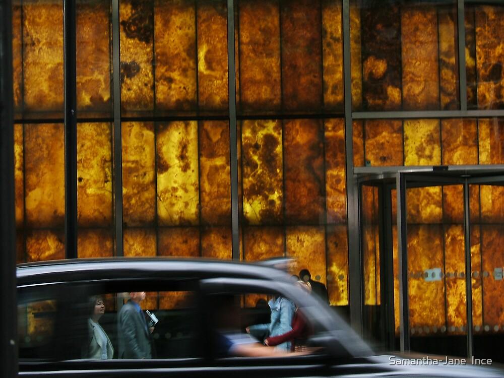 London Rush Hour by Samantha-Jane  Ince