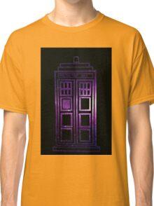 Galaxy TARDIS Classic T-Shirt