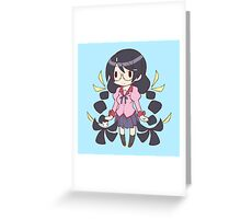 Monogatari – Cat Greeting Card