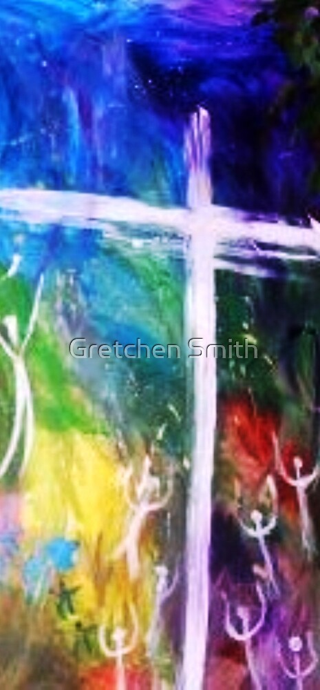Cross from Praise Him by Gretchen Smith