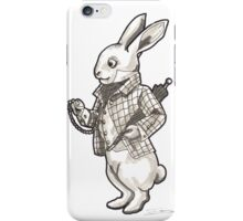 The White Rabbit - Alice in Wonderland iPhone Case/Skin