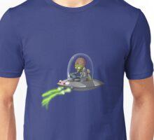 Martian Attack Unisex T-Shirt