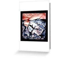 PUZZLE PIECE #102 Greeting Card