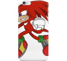 """Mr. Echidna"" iPhone Case/Skin"