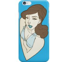 50's Girl  iPhone Case/Skin