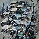 watercolor  4121132 by calimero