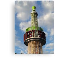 Downtown Disney Canvas Print