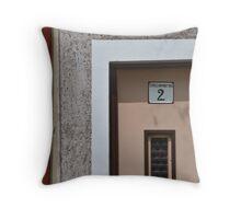 Hungary 04 Throw Pillow