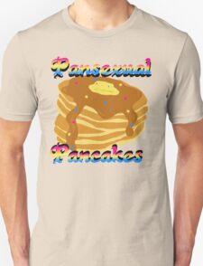 Pansexual Pancakes Unisex T-Shirt