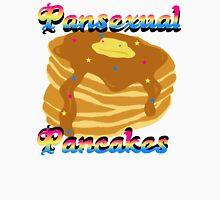 Pansexual Pancakes Mens V-Neck T-Shirt