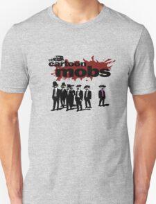 Cartoon Mobs Unisex T-Shirt