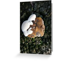 """Christmas Pudding"" Greeting Card"