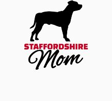 Staffordshire Mom Womens Fitted T-Shirt