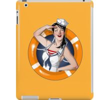Hello Sailor  iPad Case/Skin