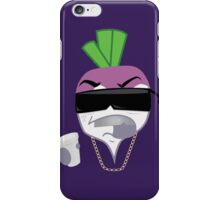 Turn Up the Turnip iPhone Case/Skin