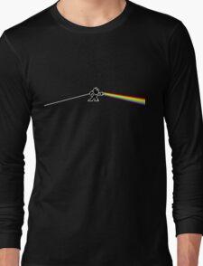 Dark Side of the Robot Long Sleeve T-Shirt