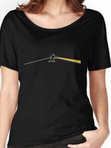 Dark Side of the Robot Women's Relaxed Fit T-Shirt
