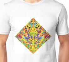Rorshach Pyramid Unisex T-Shirt