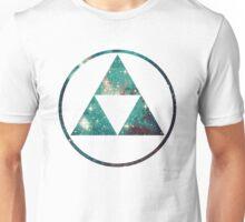 Galaxy - Triforce Unisex T-Shirt