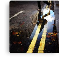 charing cross road ,london Canvas Print