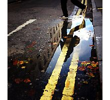 charing cross road ,london Photographic Print