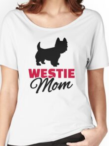Westie Mom Women's Relaxed Fit T-Shirt