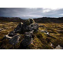 Alpine Way Photographic Print
