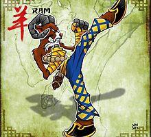 Ram by cowboyreddevil