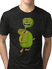 balloon man returns Tri-blend T-Shirt