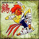 Rooster by cowboyreddevil