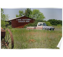 Rural America Speaks Poster
