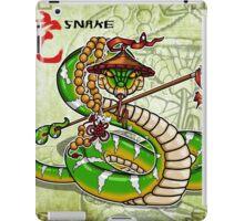Snake Spear iPad Case/Skin