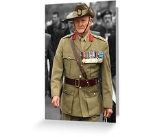 Digger - Anzac Day 2008 Greeting Card
