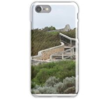 Stairway to  to Fremantle Harbour iPhone Case/Skin