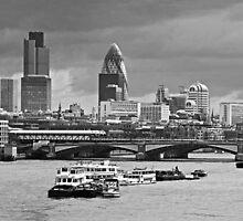 London by Sergey Galagan