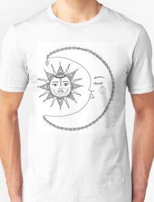 sun//moon T-Shirt