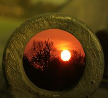 View Through a Hole by mattholmes