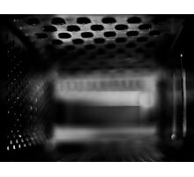 grate-uitous Photographic Print