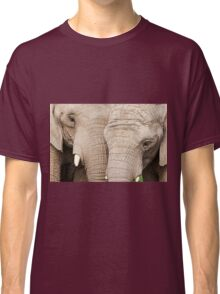 Elephants Classic T-Shirt