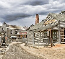 Sovereign Hill by Samantha Cole-Surjan