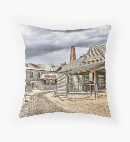 Sovereign Hill Throw Pillow