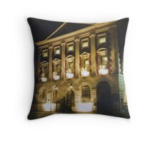 Mansion House Throw Pillow