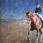 Beach Dressage by ~ Ademac