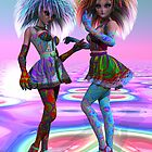 The Chromatic Twins by Kay Patterson