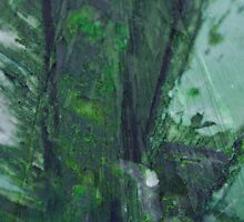 Green Doorway Merge by mattholmes