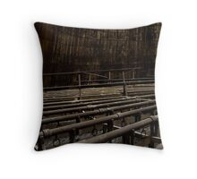 Cooling Tower Throw Pillow