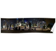 Oh my gosh, its a panorama Poster