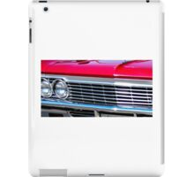 63 Chevy Impala iPad Case/Skin